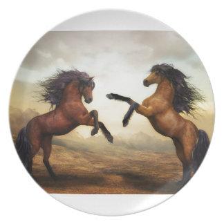 Prato Presentes do cavalo