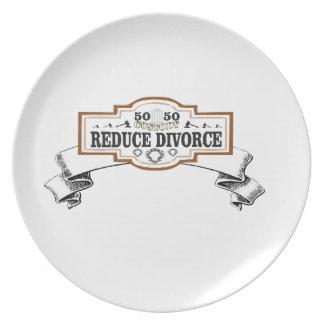 Prato reduza a custódia 50 do divórcio 50