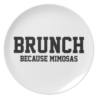 Prato Refeição matinal porque Mimosas