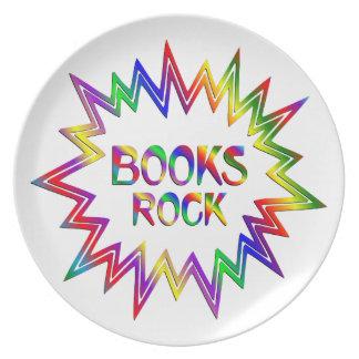 Prato Rocha dos livros