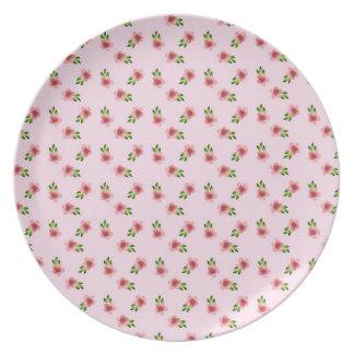 Prato Rosa floral
