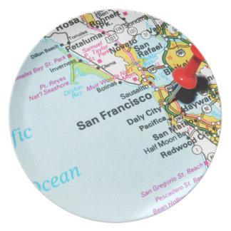 Prato San Francisco, Califórnia