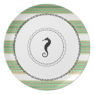 Prato SEAHORSE_Yacht-Decking-Green-Water's-Striped_Chain