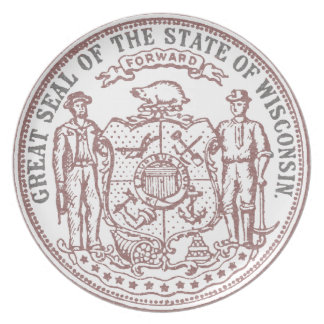 Prato Selo desvanecido de Wisconsin
