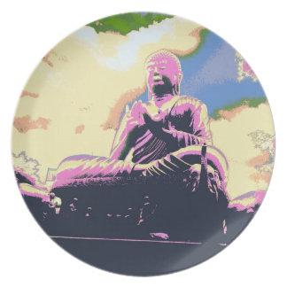 Prato Série de Dharma Buddha