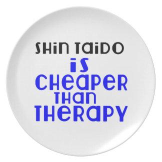 Prato Shin Taido é mais barato do que a terapia
