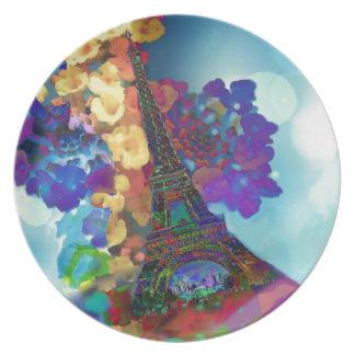 Prato Sonhos de Paris das flores