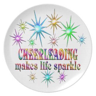 Prato Sparkles Cheerleading