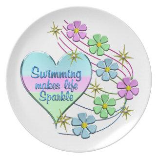 Prato Sparkles nadadores