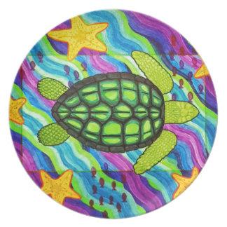 Prato tartaruga