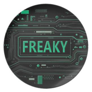 Prato Tecnologia Freaky