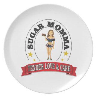 Prato TLC do momma