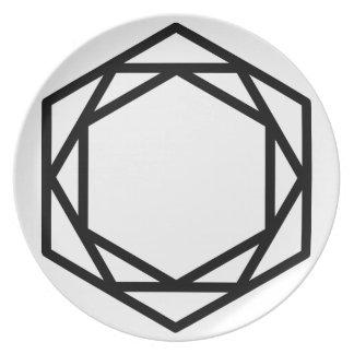 Prato Torre (+)/placa da melamina