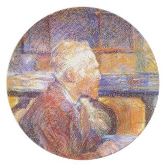 Prato Toulouse-Lautrec - Van Gogh