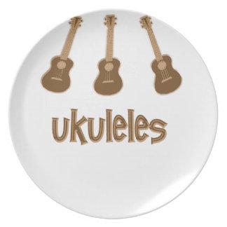 Prato ukuleles