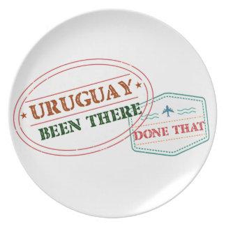 Prato Uruguai feito lá isso