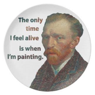 Prato Vincent van Gogh