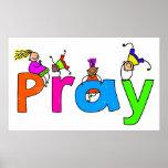 Pray Impressão