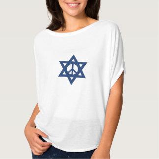 PRAY PARA A PAZ EM ISRAEL T-SHIRT