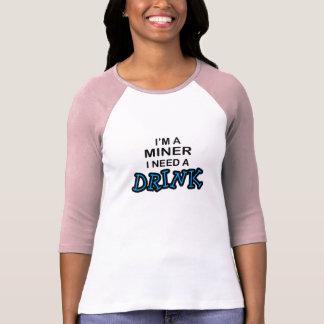Precise uma bebida - mineiro tshirts
