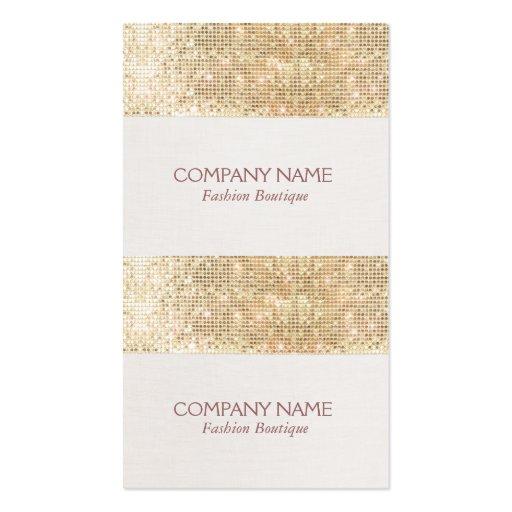 Preço do Sequin Sparkly do ouro mini, presente ou  Modelos Cartoes De Visitas