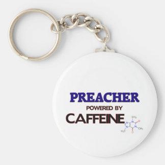 Pregador psto pela cafeína chaveiro