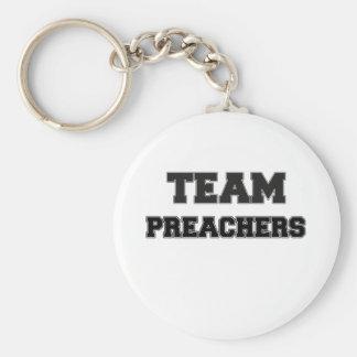 Pregadores da equipe chaveiros