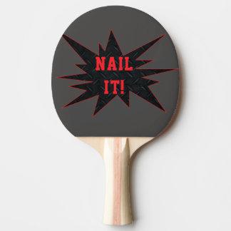 PREGUE-O! Pá sensacional engraçada de Pong do Raquete Para Ping Pong