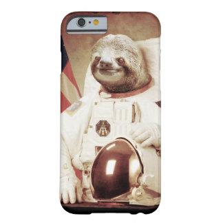 Preguiça do astronauta capa barely there para iPhone 6