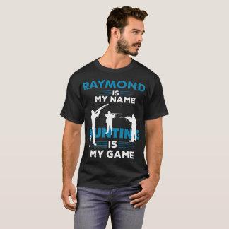 Presente conhecido do roupa da camisa de Raymond
