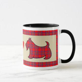 Presente da caneca de café do cão de Terrier