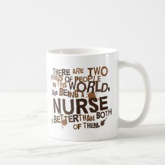 Presente da enfermeira caneca