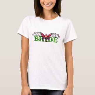 Presente da festa de solteira para o t-shirt da camiseta