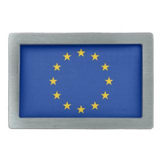 Presente da fivela de cinto da bandeira da União