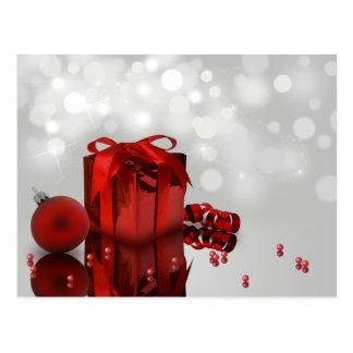 Presente de Natal - cartão