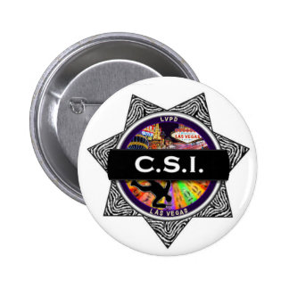 Presente do botão do programa televisivo de CSI La Boton
