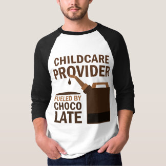 Presente do fornecedor da puericultura (engraçado) camiseta