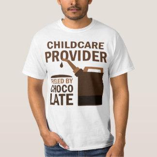 Presente do fornecedor da puericultura (engraçado) camisetas