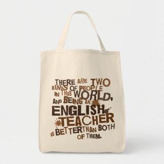 Presente do professor de inglês bolsa
