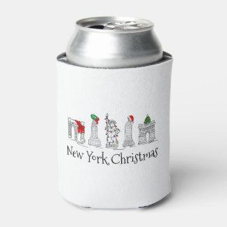 Presente dos marcos do feriado do Xmas do Natal Porta-lata