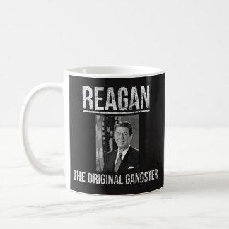 Presente engraçado da caneca de café - Reagan,
