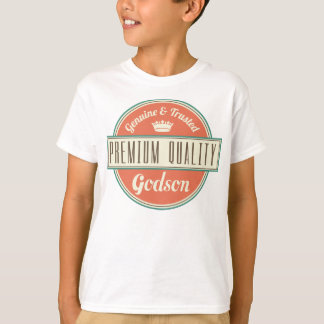 Presente (engraçado) do Godson Camiseta