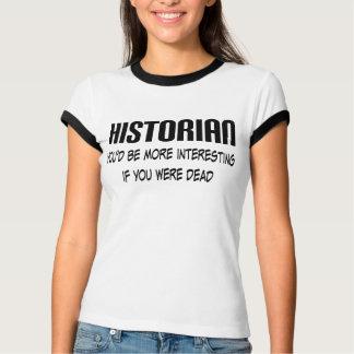 Presente engraçado do T da campainha da ocupação Tshirts