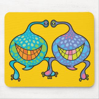 Presente Mousepad do Sr. e da Sra. Gota Desenhos