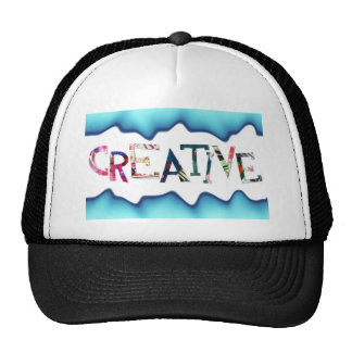 Presente para a pessoa criativa boné