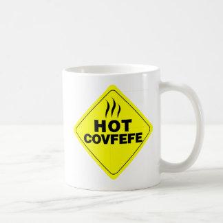 Presente QUENTE da caneca de café do sinal do