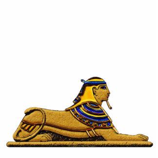Presente Sculpted antigo de Egipto da esfinge Myst Esculturafotos