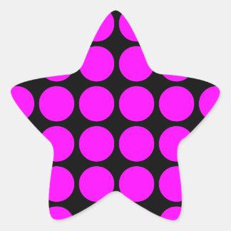 Presentes à moda para meninas: Bolinhas Adesivos Em Forma De Estrelas
