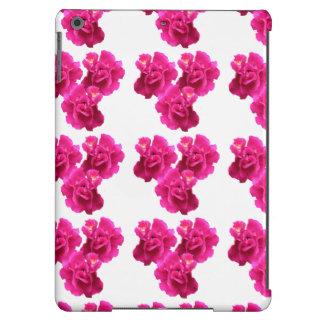 Presentes bonito do caso floral do iPad dos rosas Capa Para iPad Air