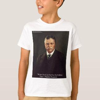 Presentes/camisetas das citações no auto de Teddy Camiseta